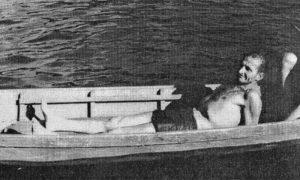 Mifa je najviše voleo da provodi vreme na užičkoj plaži