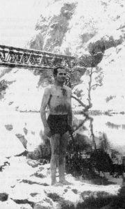 Mifa na zimskom kupanju