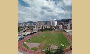 Gradski stadion osamdesetih