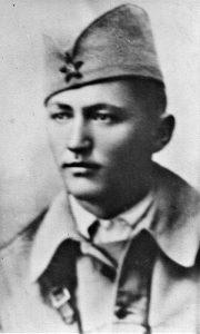 Partizanski komandant Miodrag Milovanović Lune
