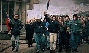 Užički protestanti 1996. godine