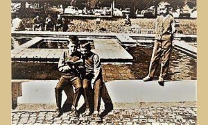 Nakadašnja fontana u Parčiću