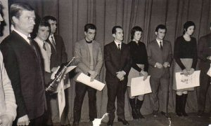Sa izbora najboljeg sportiste Užica 1970.