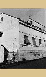 Kuća u kojoj je otvoren Parohijski dom