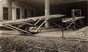 Izrada jedrilice u Popovića radionici na Carini