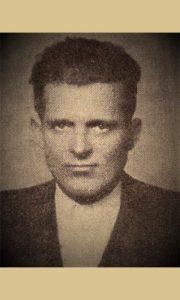 Mladi Pero Bakić u vreme kad je otkrio svoj talenat