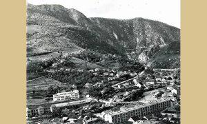 Međaj, Metevište Zabučje