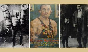 Najjači čovek na svetu je nastupao u Sokolani