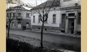 Spratni deo starog Hotela Zlatibor prema Đetinji