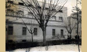 Nekadašnji Hotel Zlatibor gledano od Malog parka