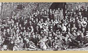 Prvomajska proslava u Adi 1927.