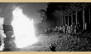 Promajska logorska vatra