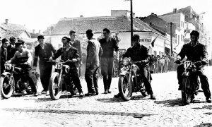 Prvomajske trka motora 1958.