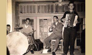 Džez matine Gimnazija 1956. (Crni, Taco, Brole)