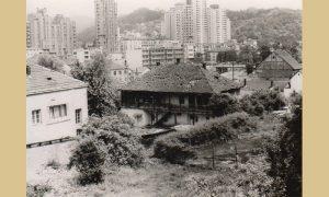 Zotovića kuća, snimljena pred rušenje