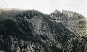 Nekadašnji predratni Zlatiborski put
