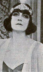 Asta Nelsen, prva popularna filmska glumica u doba nemog filma u Užicu