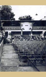 Bašta Zlatibora sa gledalištem i restoranom