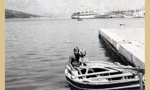 Na pristaništu u Kotoru