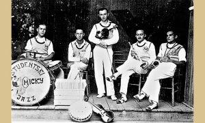 Prvi srpski džez orkestar Studenski Miki Jazz
