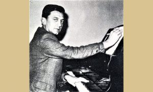 Mladi Žarko Petrović
