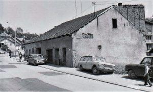 Zgrada prva užičke bolnice na Carini