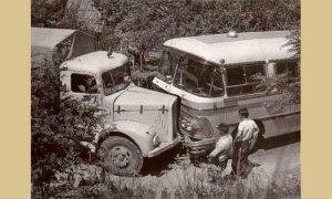 Sudar fapa i autobusa 1967.
