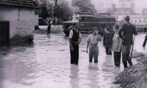 Poplava u Užicu 1965.