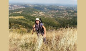 Viši fizoterapeut i planinar na visini Ceca Mladenović