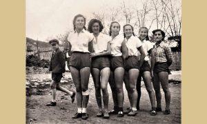 Užička ženska košarkaška ekipa 1951.