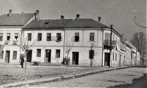 Zgrada na Žitnom pijacu u kojoj je bio gradski razglas