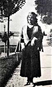 Milica Mir-jam, dobra Dragicina prijateljica iz mladosti