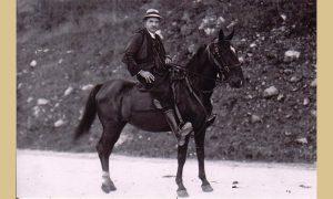 Velimir Vrbić je imao dobre jahaće konje