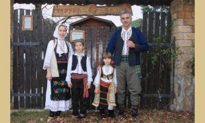 Drndarevići na samom početku turizma Terzića Avlije