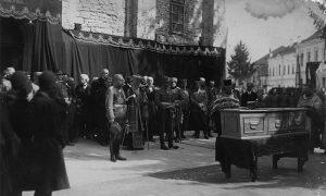 Kralj Aleksandar je jednom bio u Čačku 1929. na sahrani vojvode Stepe (foto Ilija Lazić)