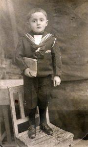 Đorđe Drobnjaković - dete