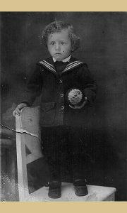 Sin jedinac Konstantin Mijo Petrović