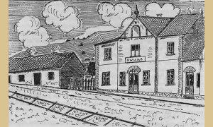 Ćirina Železnička stanica