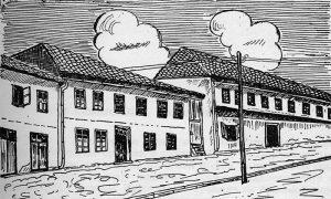Kuće na Carini