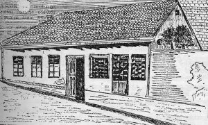 Stara bolnica na Carini