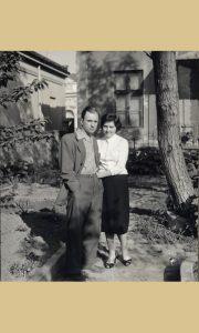 Vova sa suprugom Milicom