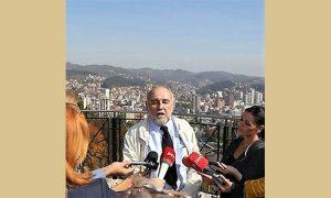 Dr Marko Popović na Starom gradu pod pritiskom zainteresovanih medija