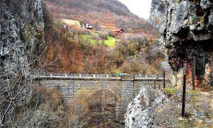 """Most nasprem """"Velike brane"""""""