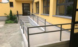 Rampa za invalide u GKC-u