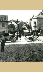 Direkcija za puteve i ulice radi na samom početku 1963.