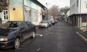 Ulica Kneza Lazara posle rekonstrukcije