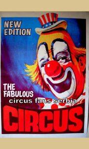 Plahat cirkusa Korona