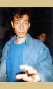 Mladi Aleksandar Bogićević