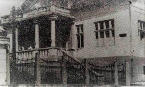 Porodilište u nekadašnjoj Lazića kući u Dositejevoj ulici