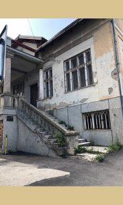 Ovako danas izgleda kuća u kojoj je bilo porodilište
